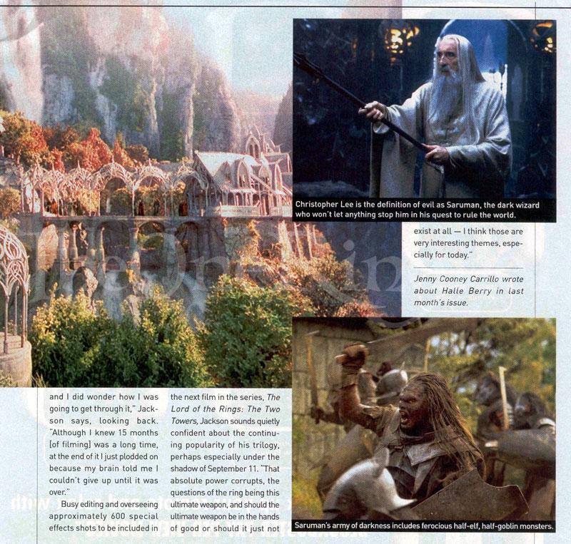 DirecTv Magazine: 'Troll Man' - 800x763, 211kB