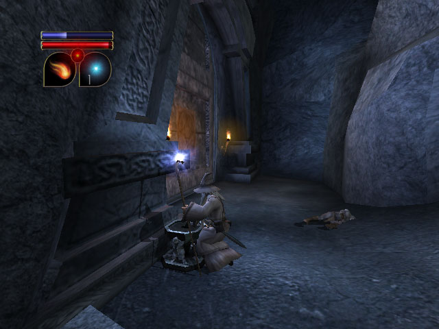 Lord of The Rings XBOX Screenshots - 640x480, 51kB