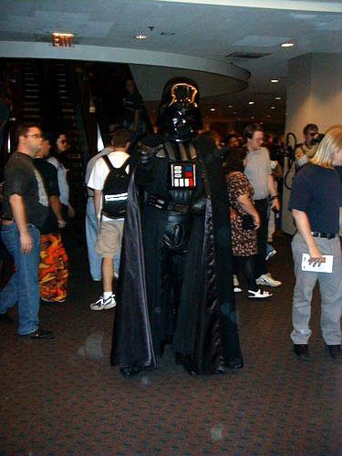 Darth Vader Himself - 375x500, 49kB