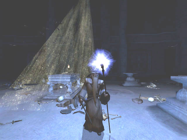 Lord of The Rings XBOX Screenshots - 640x480, 39kB