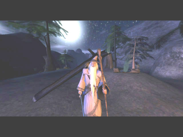 Lord of The Rings XBOX Screenshots - 640x480, 34kB