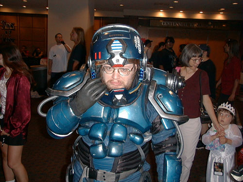Cool Armour! - 500x375, 57kB