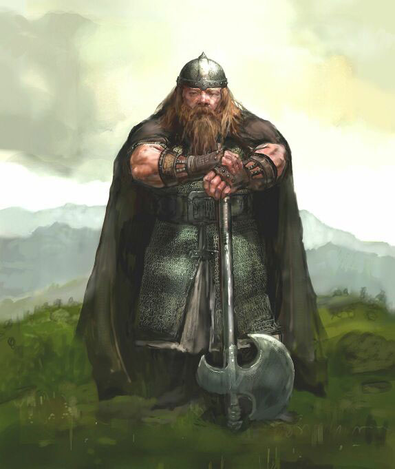 Lord of The Rings Concept Art - 574x681, 51kB