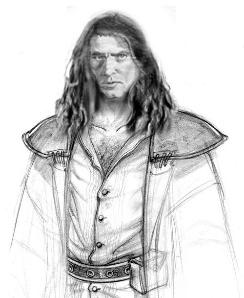 Lord of The Rings Concept Art - 500x609, 56kB