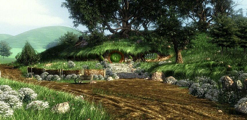 Lord of The Rings Concept Art - 800x389, 113kB