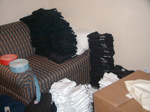 The Stack of Shirts - 500x375, 44kB