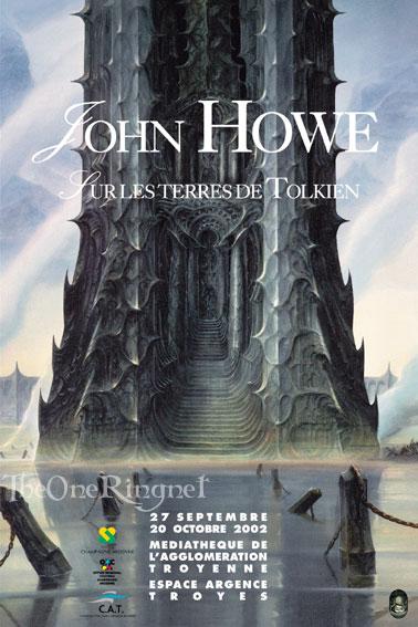 John Howe Exhibit Poster - 378x567, 59kB