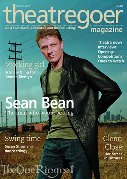 Media Watch: Theatregoer Magazine - 426x600, 65kB