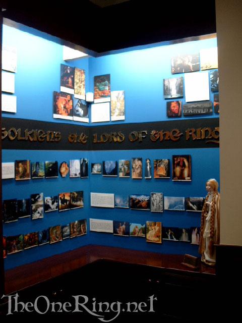 Wade Center Exhibit - 480x640, 63kB