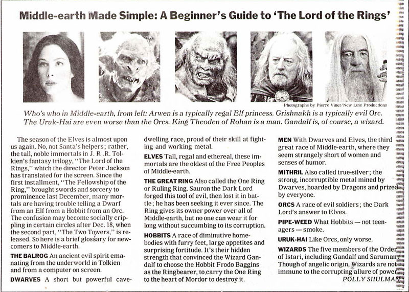 Middle-Earth Made Simple: A Beginner's Guide to 'The Lord of the Rings' - 800x571, 170kB