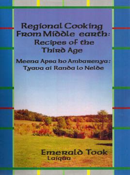 Regional Cooking From Middle Earth - 268x360, 130kB