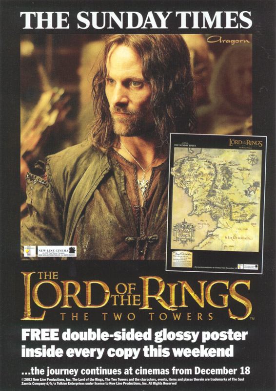 Sunday Times Magazine Flier - 566x800, 157kB