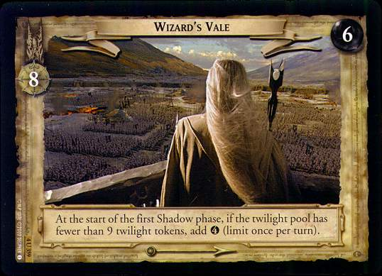 The Two Towers TCG - Wizard's Vale - 538x389, 41kB
