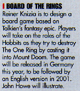 Tolkien Board Game Announced - 280x316, 98kB