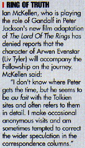 McKellen Refutes Arwen Rumours - 278x482, 146kB