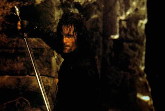 Viggo as Aragorn! - 541x366, 23kB