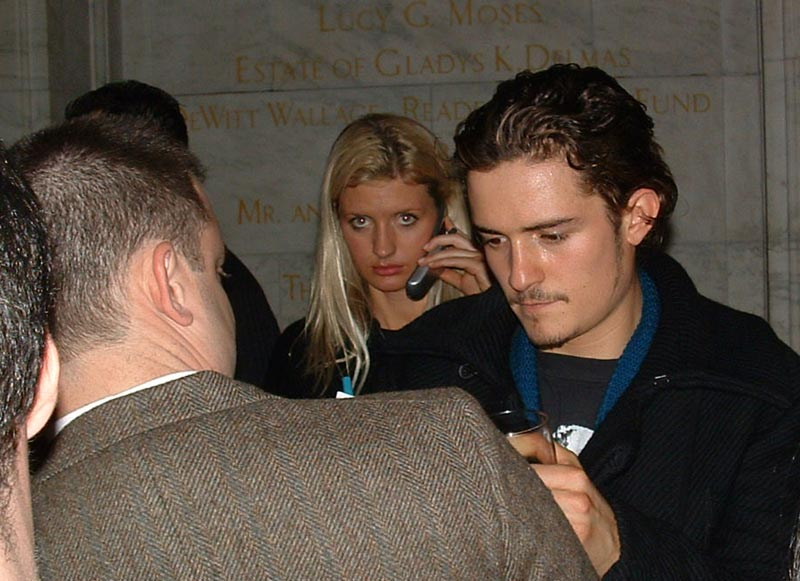 The New York Premiere of TTT - Orlando Bloom at the After-Party - 800x581, 80kB