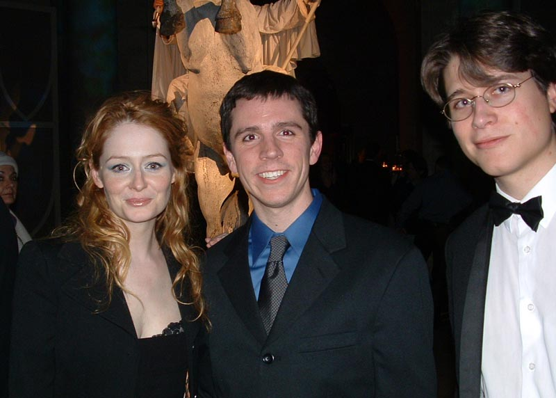 The New York Premiere of TTT - Miranda Otto at the After-Party - 800x572, 54kB