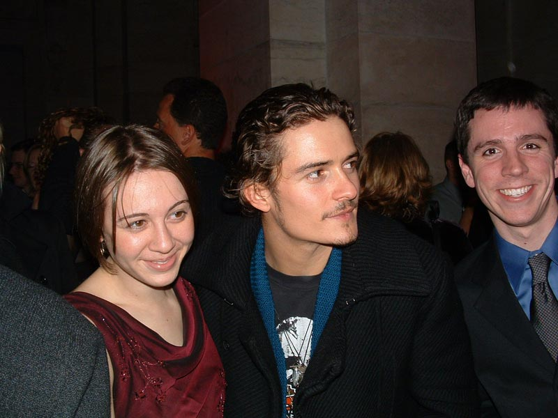The New York Premiere of TTT - Orlando Bloom at the After-Party - 800x600, 65kB