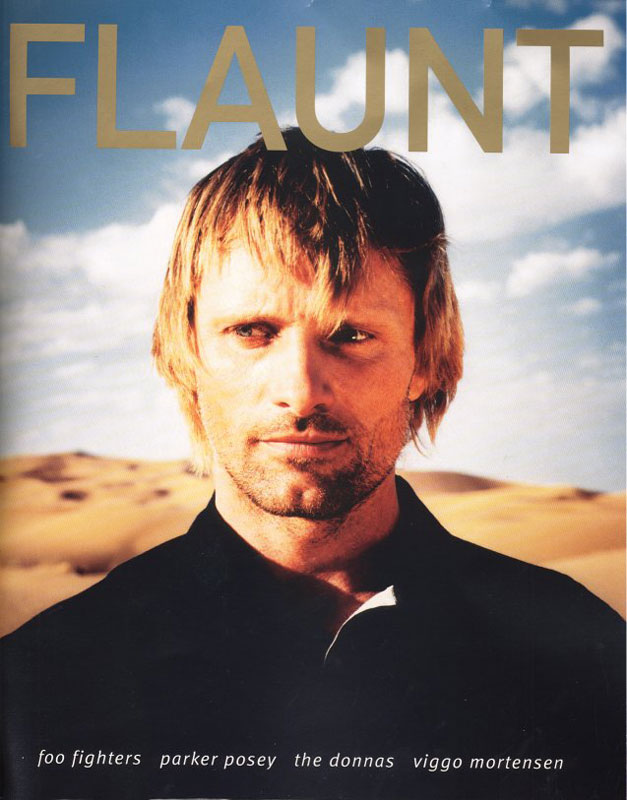Media Watch: Flaunt Magazine - Viggo Cover - 627x800, 83kB