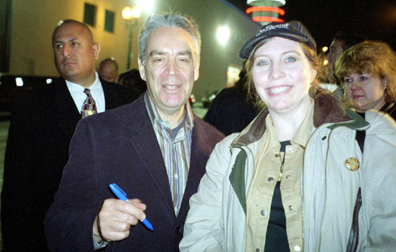 Howard Shore and Kailin - 570x363, 67kB
