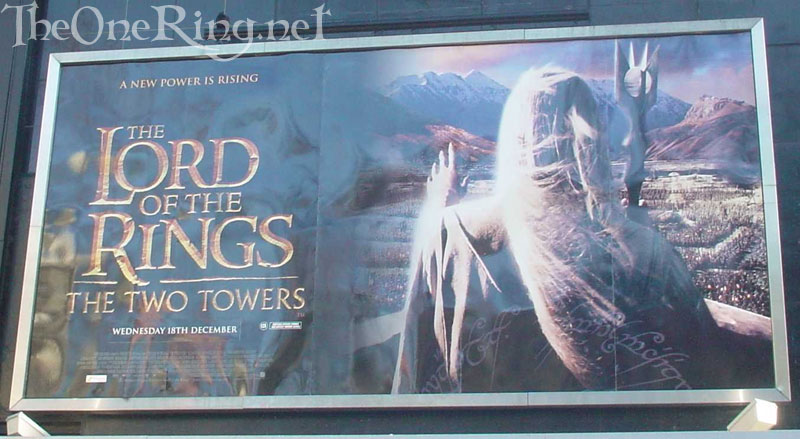 Large Poster for The Two Towers - 800x439, 87kB