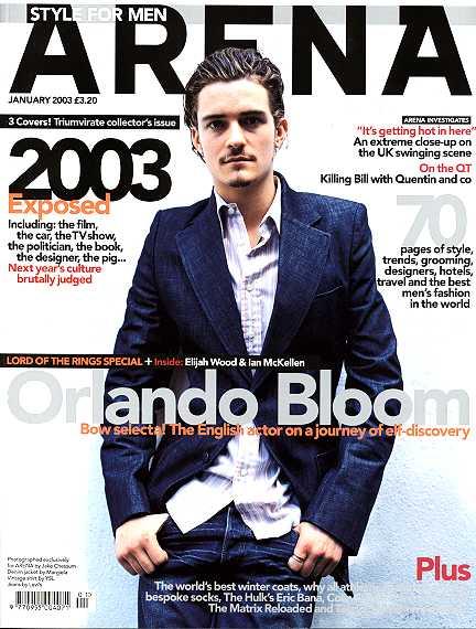 Media Watch: Arena Magazine - 432x570, 44kB