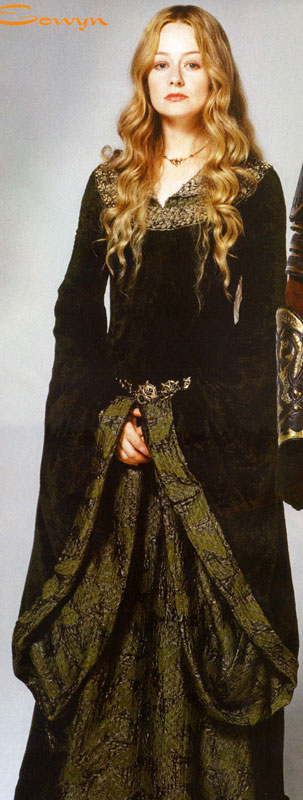 Lord Of The Rings Characters Eowyn