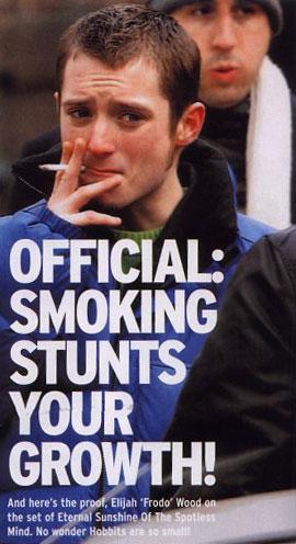 Empire Magazine - Smoking Stunts your Growth - 270x496, 39kB