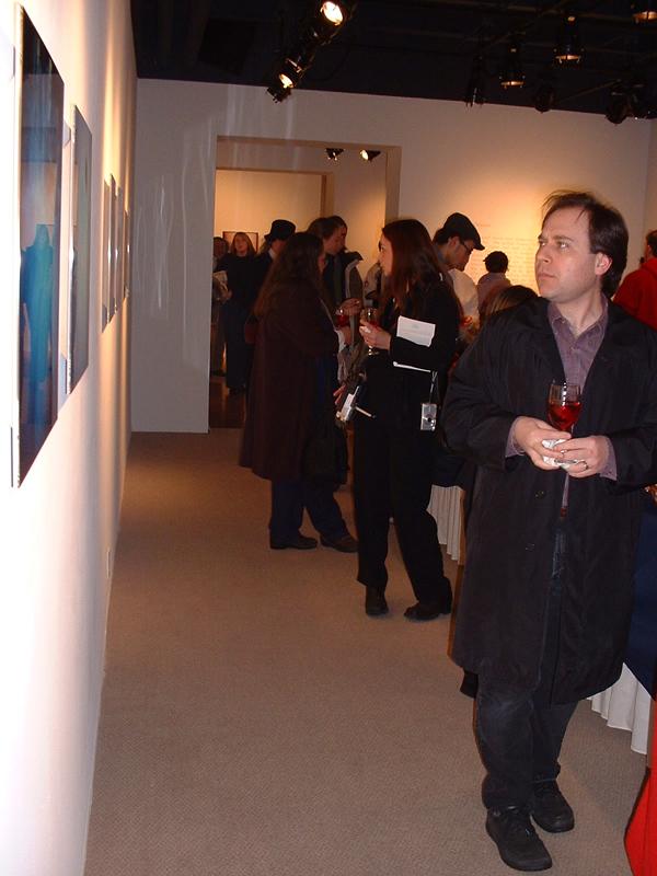Viggo Mortensen Photo Gallery at SLU, Canton New York - 600x800, 385kB