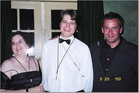 Jincey, Arathorn & Craig Parker - 480x321, 28kB