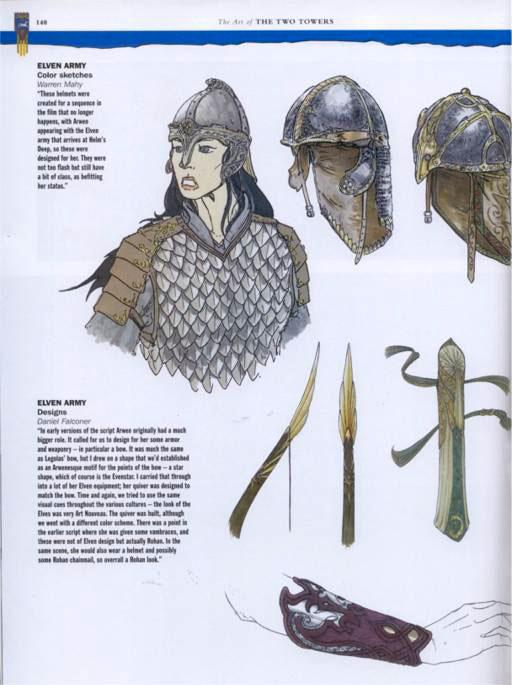 Arwen At Helms Deep Armour - 512x685, 60kB