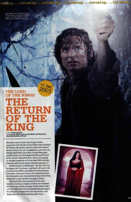 Media Watch: Total Film Magazine's June 2003 Issue - 521x800, 93kB