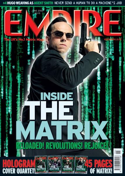 Media Watch: Hugo Back To The Matrix - 428x600, 163kB