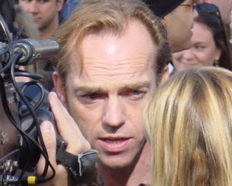 Hugo Weaving Attends the LA Matrix II Premiere - 339x271, 24kB