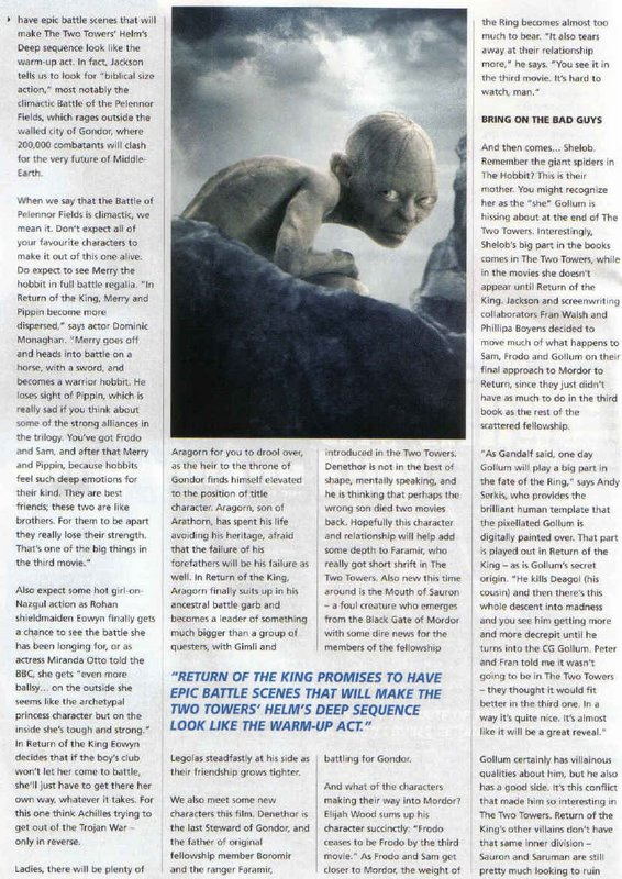 Media Watch: Movie Insider Magazine talks ROTK - 566x800, 148kB