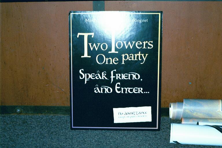 'Speak Friend and Enter...' - 768x512, 63kB