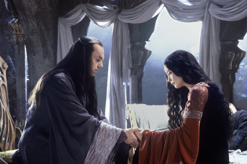 Elrond And Arwen - 800x531, 91kB