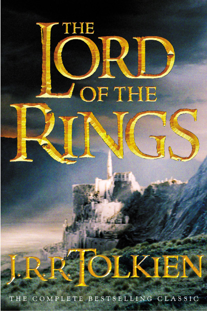 Minas Tirith Proposed LOTR Cover - 413x619, 188kB