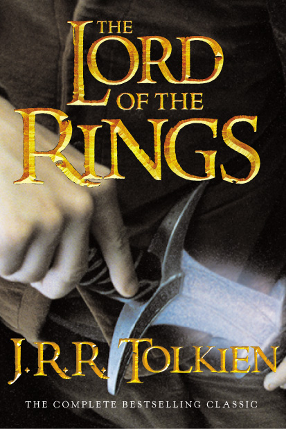Frodo and Sting Proposed LOTR Cover - 413x619, 142kB