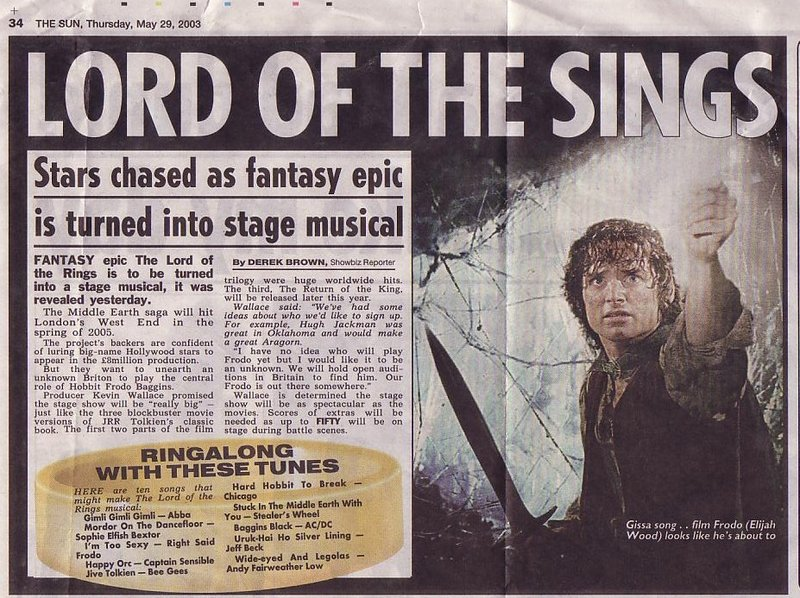 Media WAtch: Sun Covers LoTR Musical - 800x598, 147kB