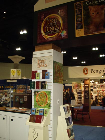 CEDCO Booth At Book Expo America - 420x560, 42kB