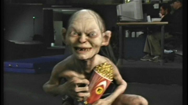 Gollum's MTV Acceptance Speech - 720x405, 54kB