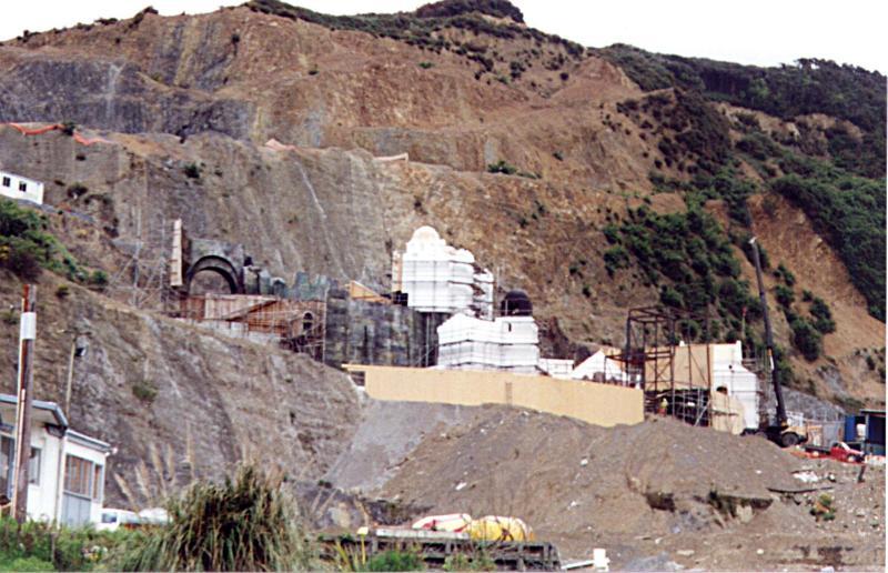 A View of Minas Tirith - 800x516, 85kB