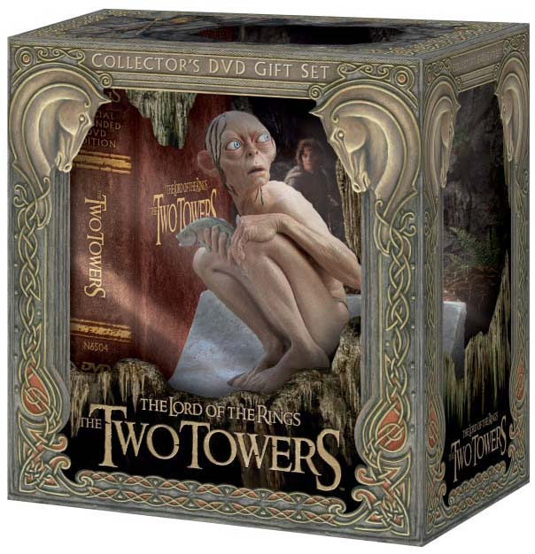 The Two Towers Extended Collector's Edition Boxed Set - 604x626, 97kB