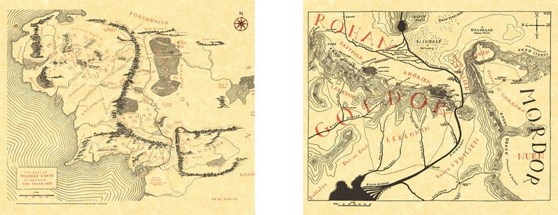 Map of Middle-earth - 800x309, 84kB