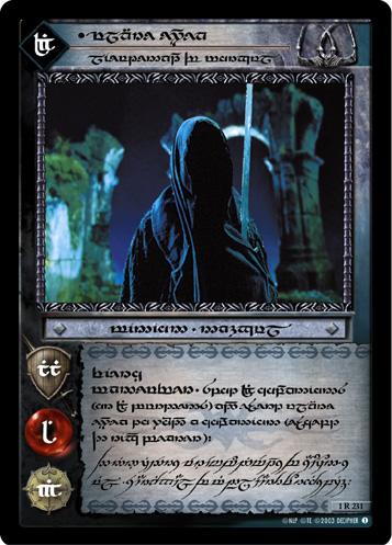 Úlairë Enquëa, Lieutenant of Morgul - 357x497, 86kB