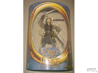 RoTK Aragorn Action Figure - 400x300, 20kB