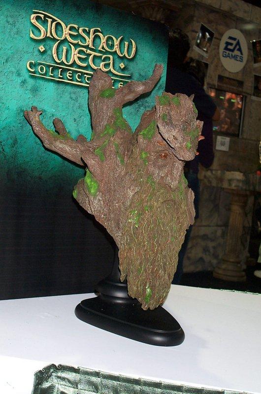 Treebeard Bust 2 - 530x800, 101kB