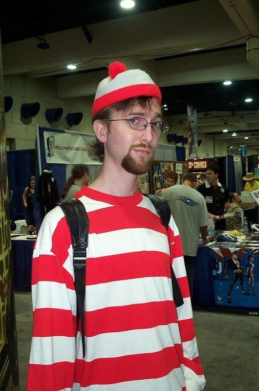 Where's Waldo? - 530x800, 90kB